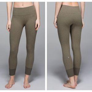 Lululemon Seamless Ebb to Street Leggings Pant